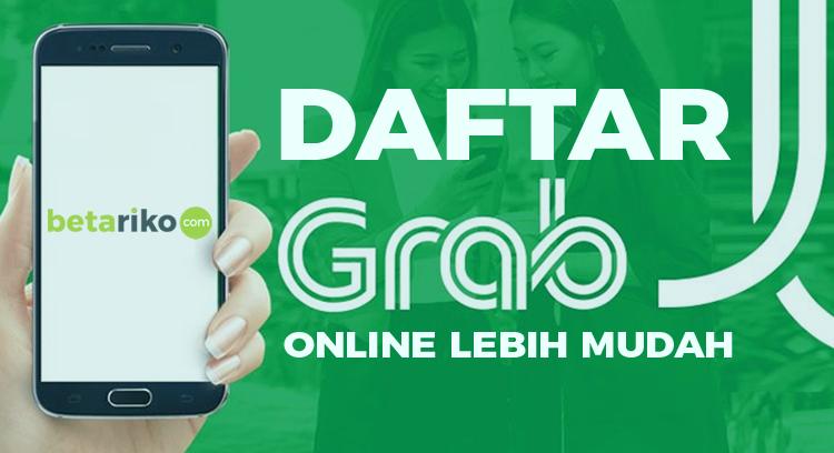 Daftar Driver Grab Online via Whatsapp
