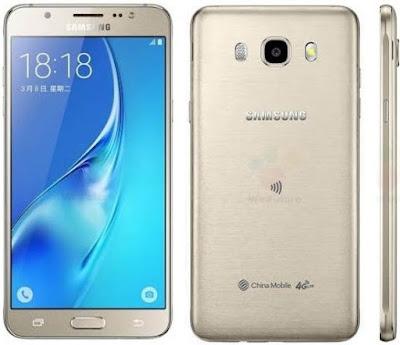 Samsung SM-J510F Galaxy J5 2016