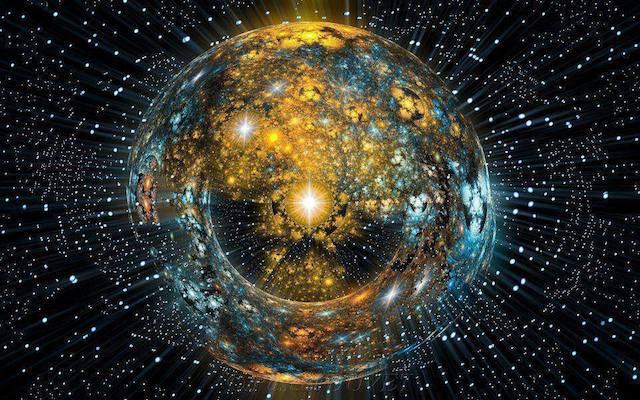 Achieving Universal Consciousness Fractal-consciousness