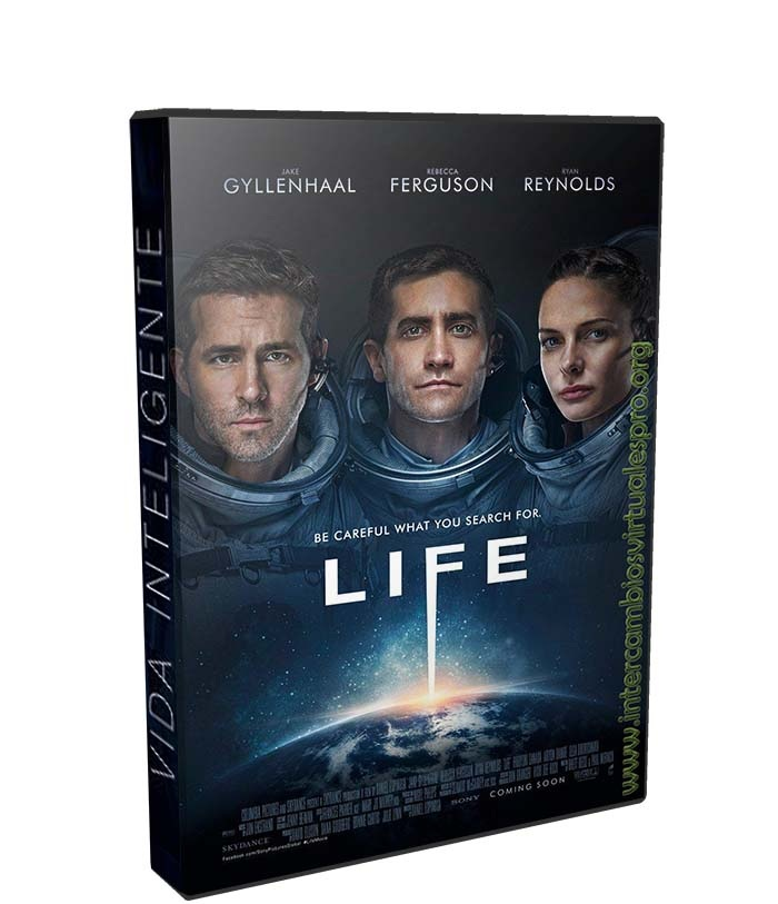 Life Vida Inteligente poster box cover