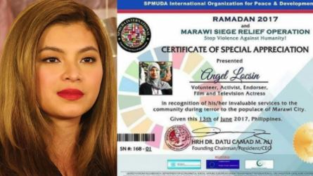 IN PHOTOS: Proofs That Angel Locsin Is Indeed The Epitome Of Pinay True Beauty!