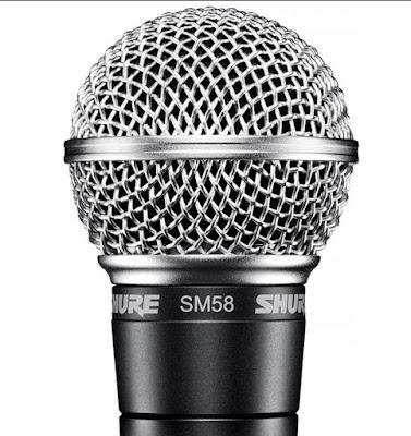 Harga Microphone Shure SM58 asli