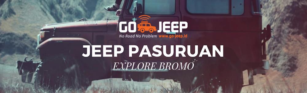 daftar harga sewa jeep bromo dari kota pasuruan