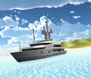 Yacht Ship Sim