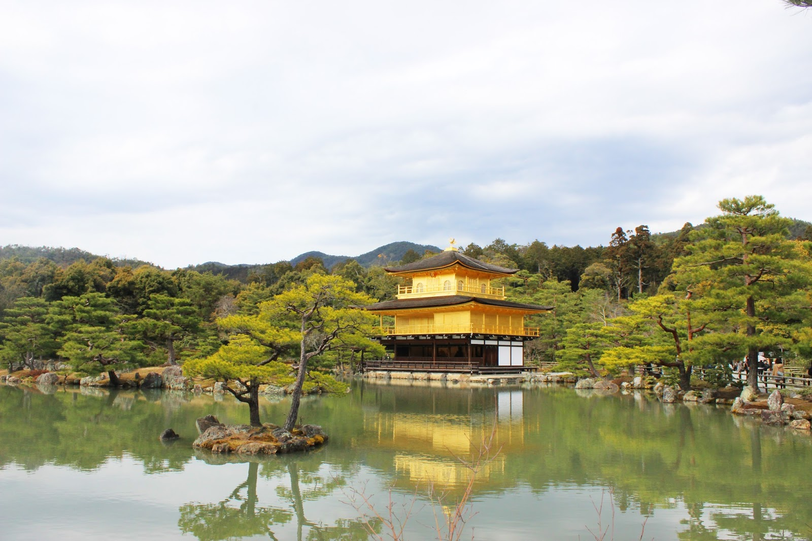 golden temple kyoto unesco