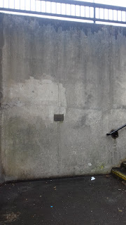 Piccadilly Retaining Wall No. 3 in Stockport