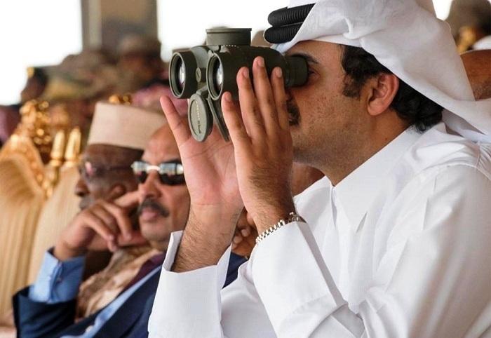 انتهاء مناورات رعد الشمال السعودية ..مظاهرة عسكرية وتضليل إعلامى