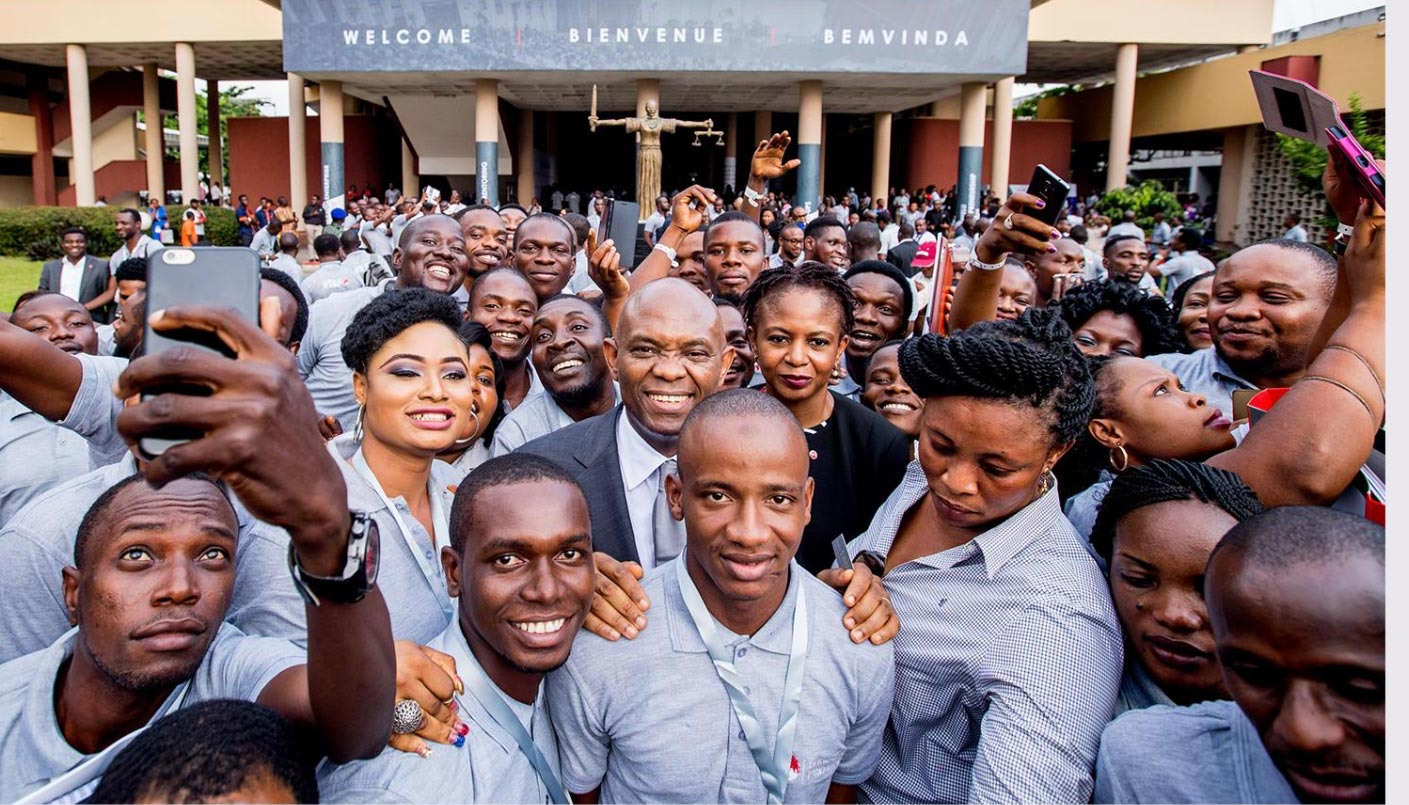 Tony Elumelu Foundation (TEF/AFD) IFRA Scholarships for Nigerian Master Students, 2019