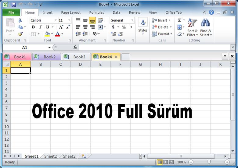 microsoft office word 2010 indir