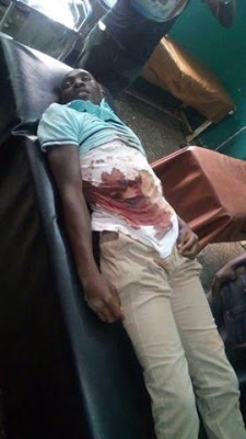 Omg! Read How DSS Official Allegedly Shot and Killed UNIJOS Student (Graphic Photo)