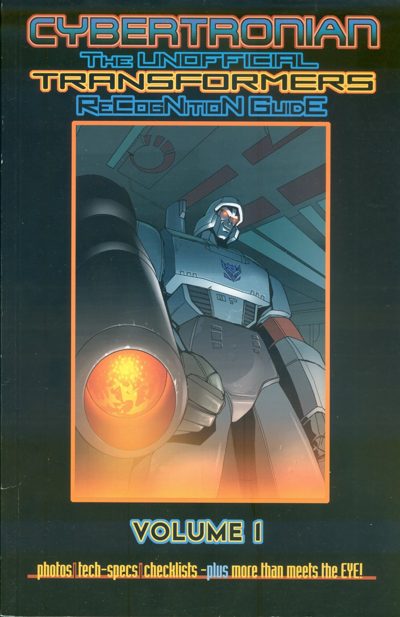 Cybertronian: An Unofficial Transformers Recognition Guide 1 Page 1