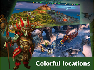 Game Android Forge of Glory Download
