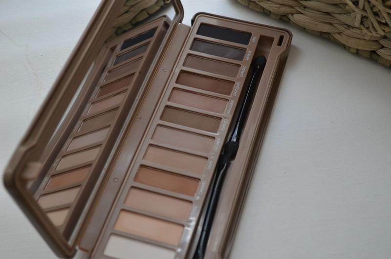Palette   Matte  BYS Maquillage revue