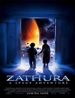 Zathura, una aventura espacial (2005) | DVDRip Latino HD Mega