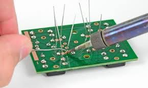 gambar solder timah