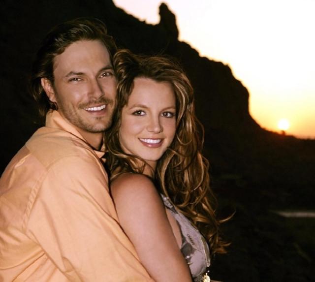 Spears y Federline tuvieron 2 hijos