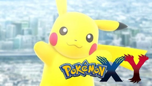 Download Pokemon X and Y Full Version [PC ROM]