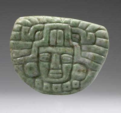Gemstones And Precious Metals Pre Columbian Jade Artifacts