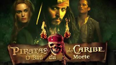 Filme de Temperatura Máxima Piratas do Caribe: O Baú da Morte - 03/12/2017