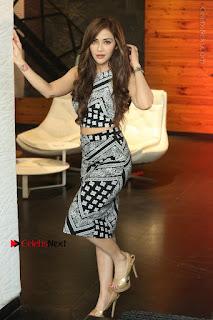Telugu Actress Angela Krislinzki Latest Pos in Short Dress  0036.JPG