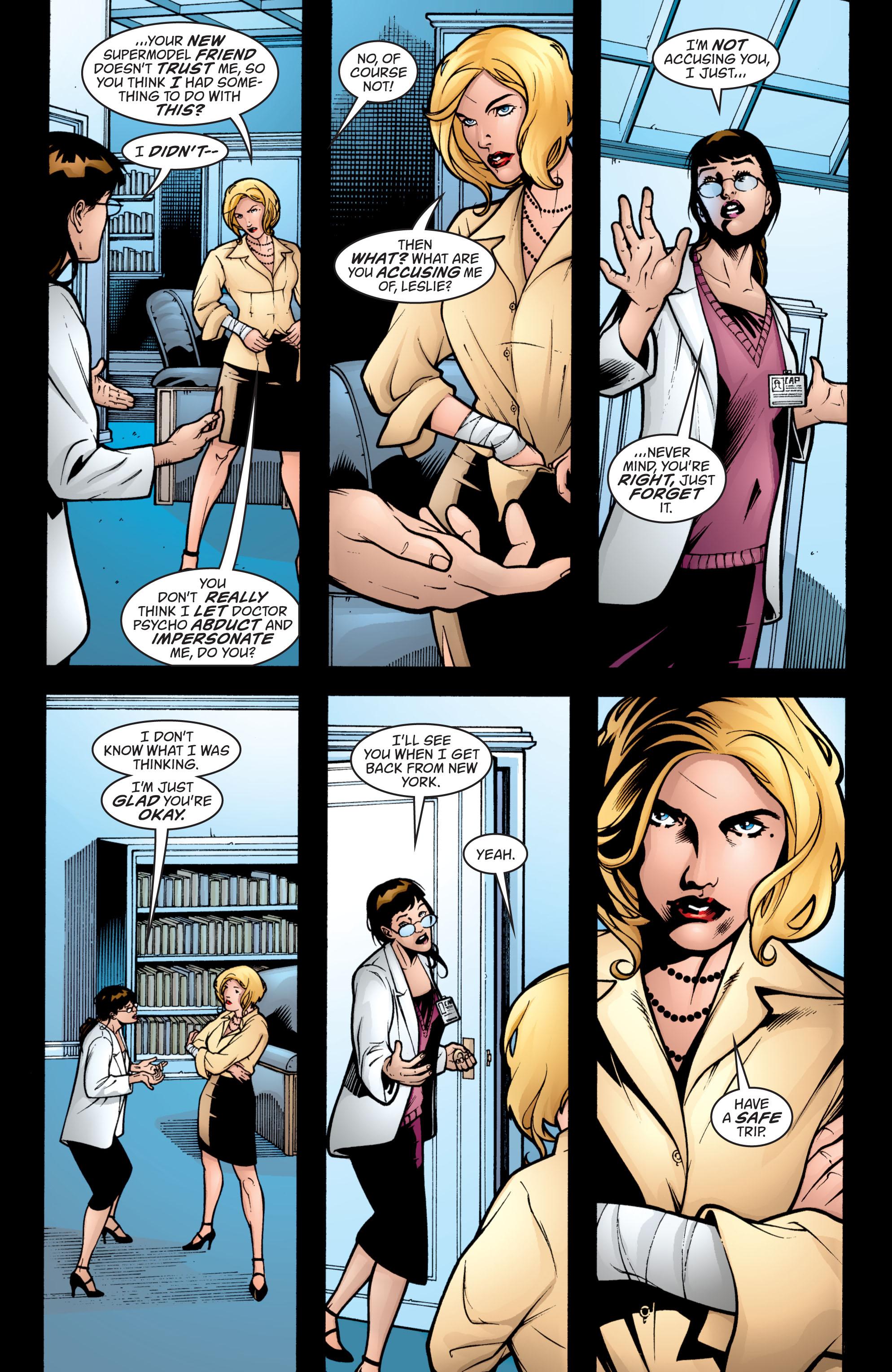 Read online Wonder Woman (1987) comic -  Issue #205 - 21