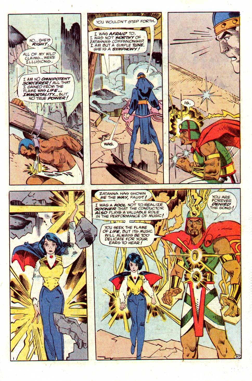 Read online Secret Origins (1986) comic -  Issue #27 - 38