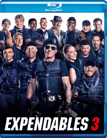 The Expendables 3 (2014) Dual Audio Hindi 480p BluRay 400MB ESubs Movie Download