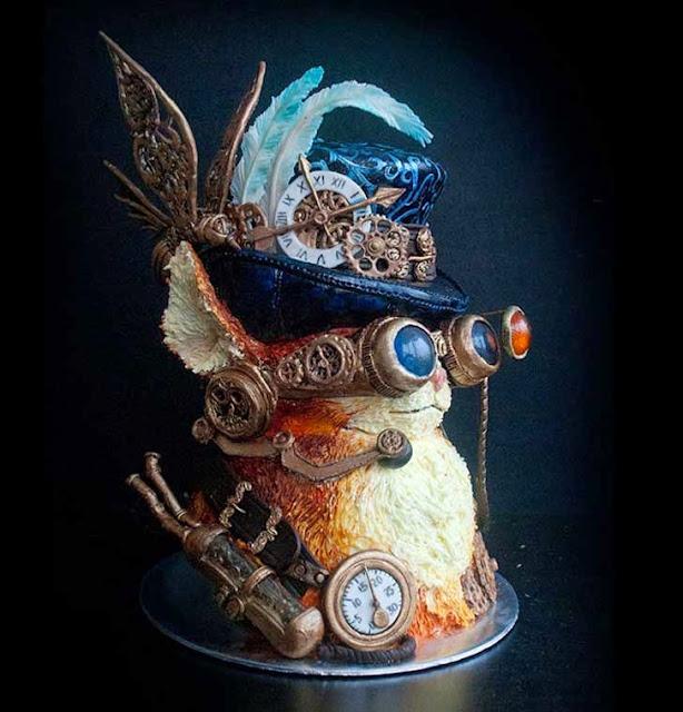 pastel o torta creativa