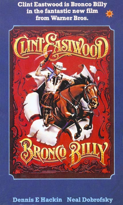 The Clint Eastwood Archive: Bronco Billy 1980