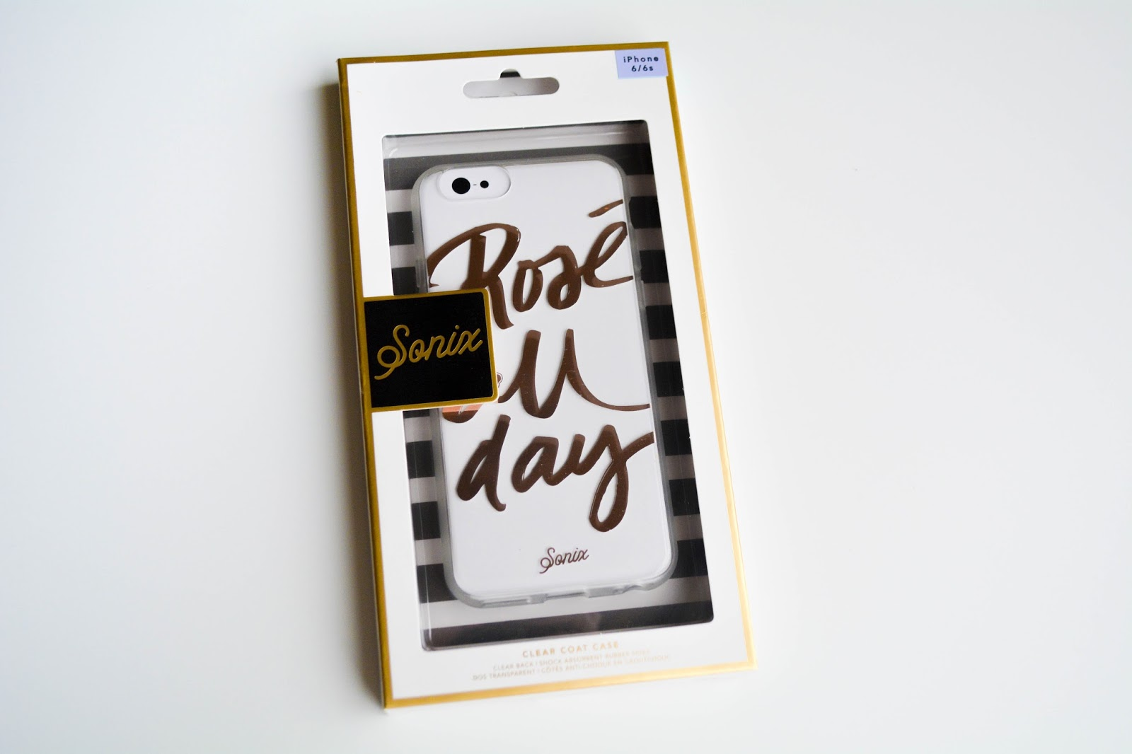 new phone case from sonix