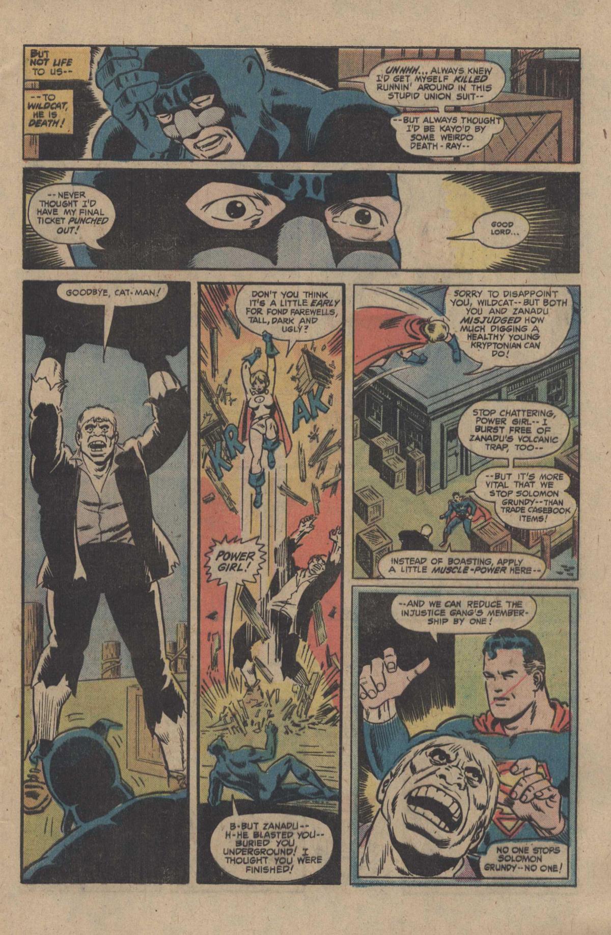 Read online All-Star Comics comic -  Issue #63 - 9