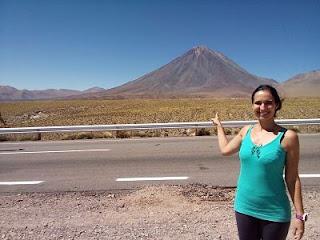 Vulcão Licancabur Atacama