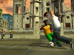 تحميل لعبة كرة قدم الشوارع على الكمبيوتر
