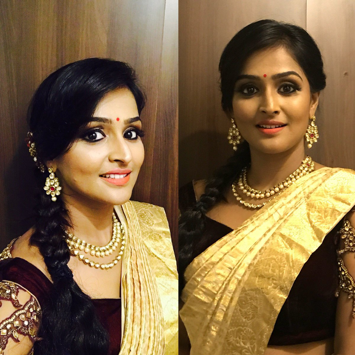 Actress Ramyanambeesan Latest Images