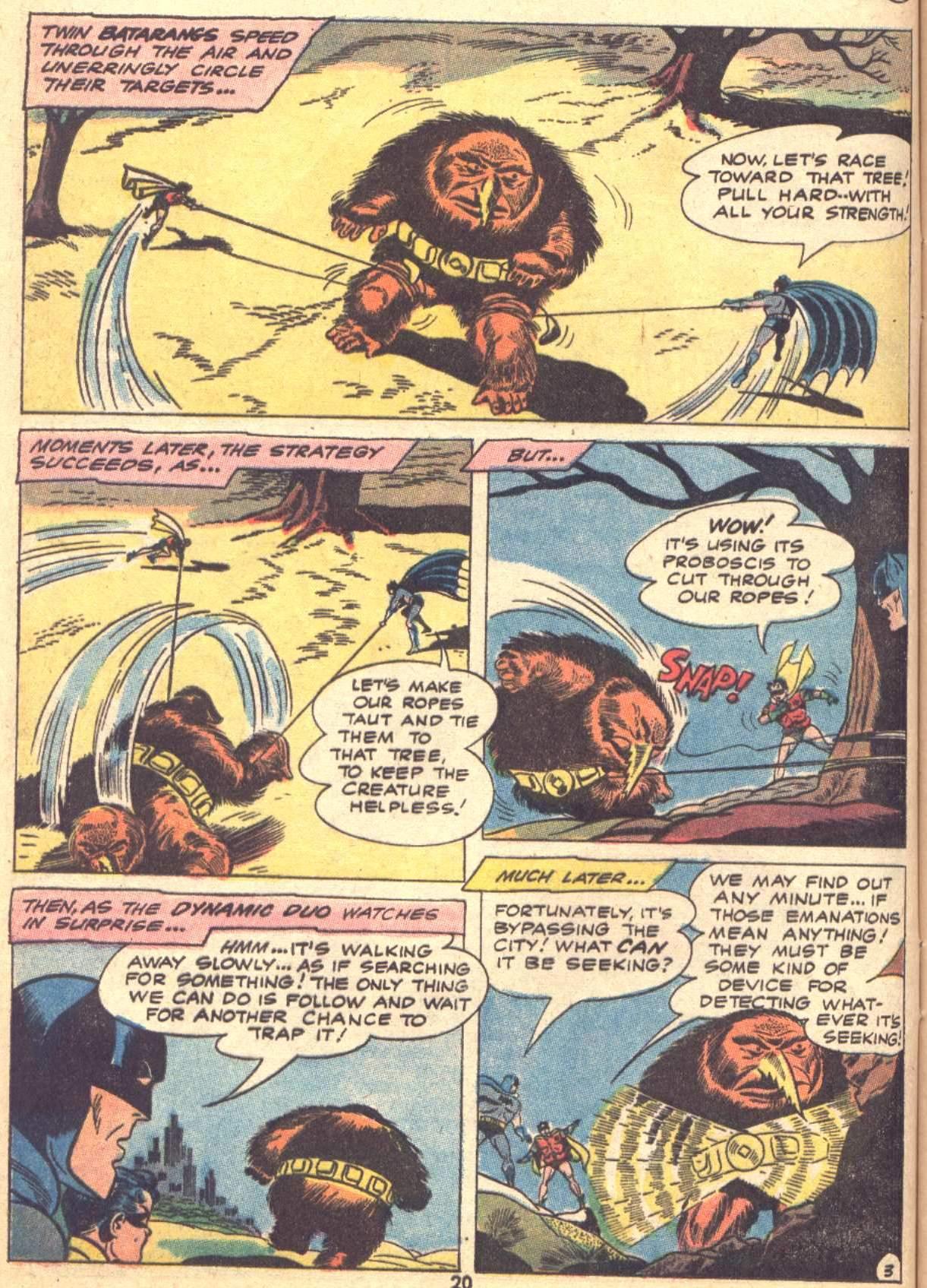 Read online World's Finest Comics comic -  Issue #206 - 20