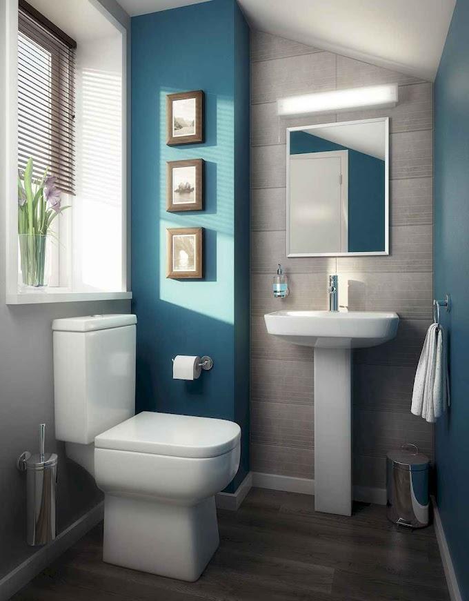 100 Cool Small Master Bathroom Remodel Ideas