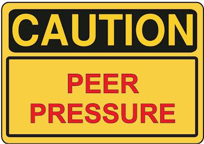 Essay on peer pressure good or bad
