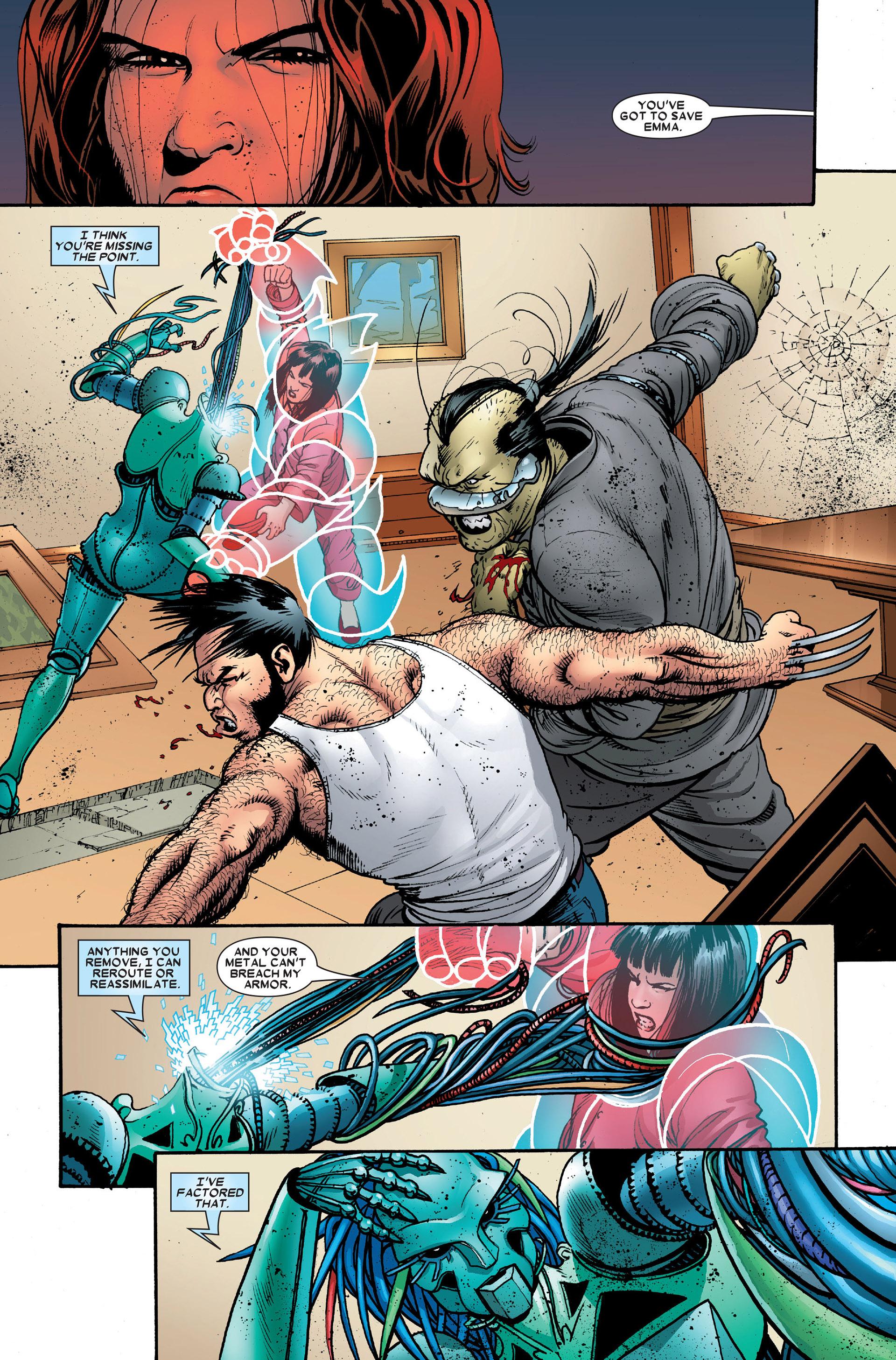 Read online Astonishing X-Men (2004) comic -  Issue #18 - 12