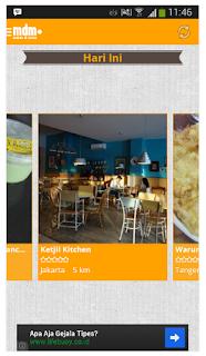 aplikasi android cari tempat makan dan nonkrong