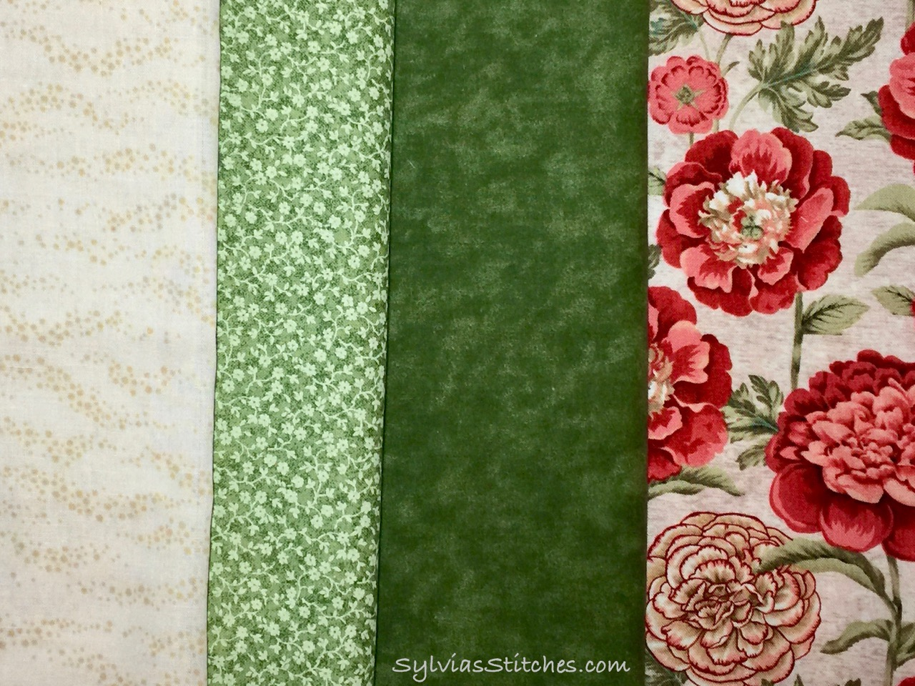 Spring Table Runner with IQ Designer - Sylvia's Stitches
