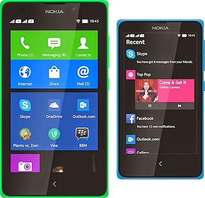 Nokia tentu saja terus berinovasi menciptakan HP khususnya smartphone berkualitas Daftar Harga HP Nokia Terbaru 2014