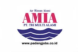 Lowongan Kerja Padang: PT. Tri Multi Alami September 2018
