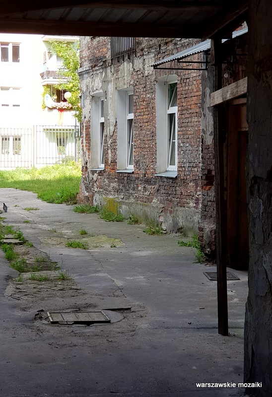Warszawa Warsaw Praga północ praskie klimaty #praskie kamienice architektura ulice Pragi