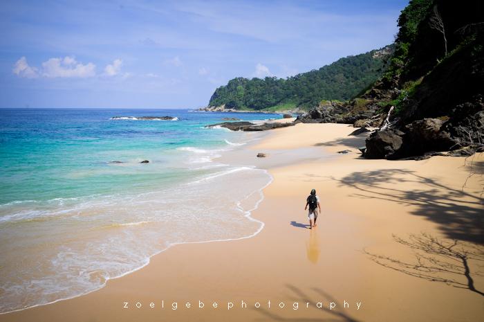 Pantai Lange, Aceh Besar (Foto omgebe.blogspot.com)