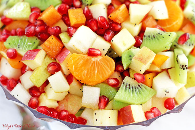healthy fruit salads recipes fruit that starts with c