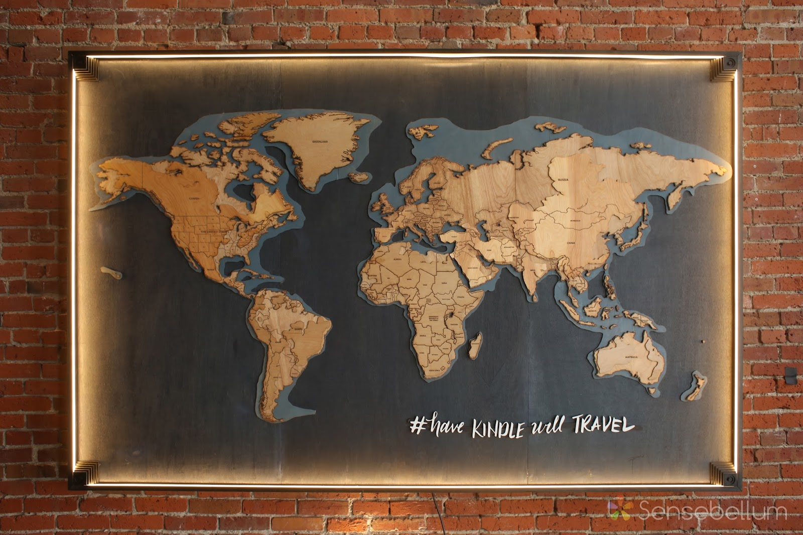 Sensebellum blog laser cut topographical world map had read all around the world a huge thank you to the people at the axis art gallery and from amazon all of which we had a great time working with gumiabroncs Images
