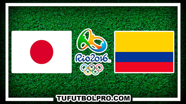 Ver Japon vs Colombia EN VIVO Por Internet