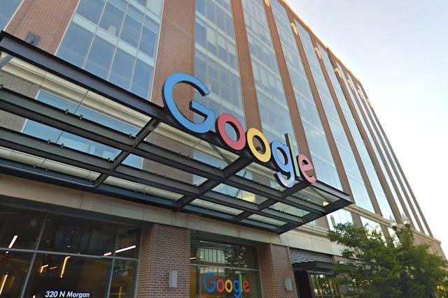 Google can be gap a mercantile establishment in Chicago