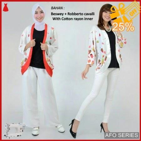 AFO730 Model Fashion Kimono outer Modis Murah BMGShop