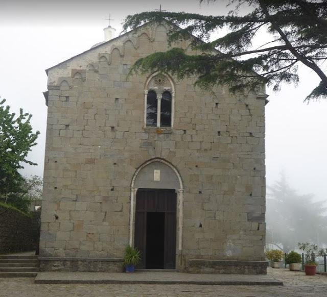 la chiesa di Volastra